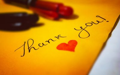 The Value of a Thank You Letter